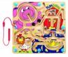 Деревянная игрушка Hape Ферма-лабиринт Е1702