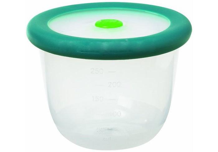 Контейнеры Bebe Confort Контейнер 300 мл с крышечкой набор для хранения и разогрева пищи bebe confort контейнеров