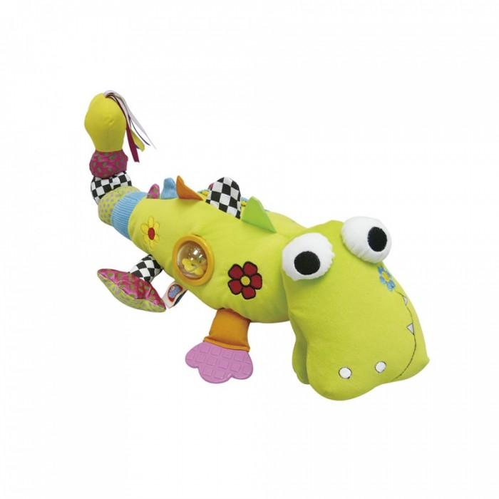 Развивающие игрушки Biba Toys Крокодил JF029 biba toys на клипсе обезьянка br120