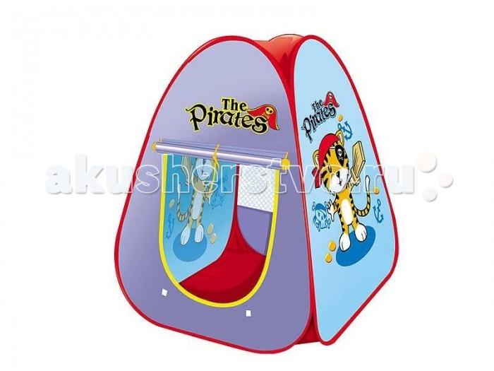 Палатки-домики Yongjia Детский игровой домик Пираты