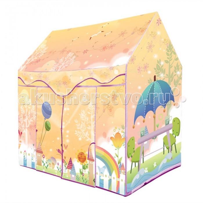 Палатки-домики Yongjia Детский игровой домик Чудесный сад