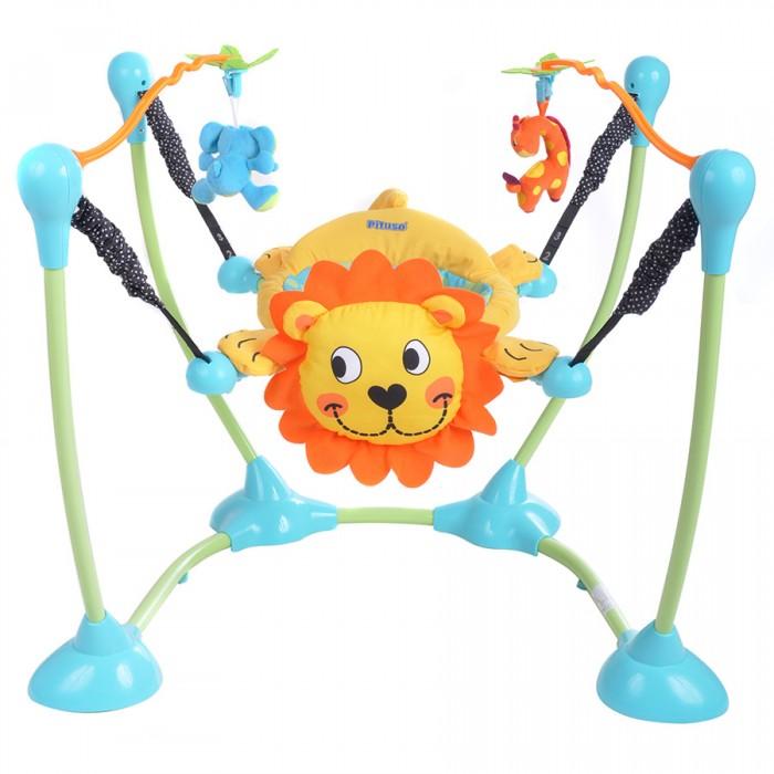 Прыгунки Pituso Коллекция LEКоллекция LEПрыгунки Pituso Коллекция LE позволяющий развить координацию движений малыша.  Особенности: Привлекательная модель с замечательными игрушками вызывает радостные эмоции у малыша. Они с удовольствием в них прыгают, поворачиваются во все стороны, играют со всеми имеющимися в их поле доступа игрушками, и другими предметами. для детей от 0-8 месяцев.  Максимальный вес ребенка: 10 кг сиденье вращается на 360 градусов музыкальная клавиатура с развивающими игрушками эластичные ремни<br>