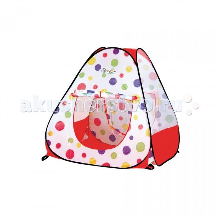Палатки-домики Yongjia Детская игровая палатка  Конфетти конус