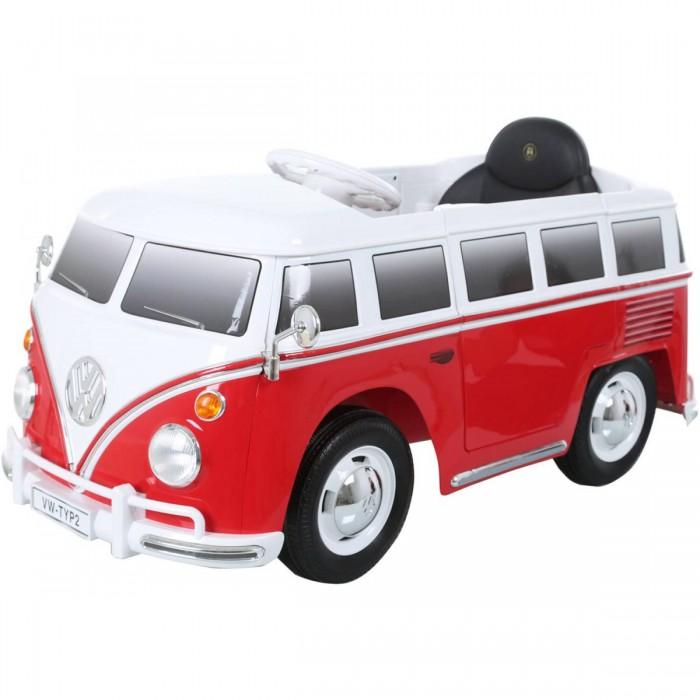 Электромобиль Vip Toys Volkswagen W487Volkswagen W487Ваш ребенок мечтает почувствовать себя водителем автобуса? Тогда эта игрушка будет замечательным подарком для Вашего малыша! Стильный, экологичный и очень реалистично разработанный Автобус Volkswagen будет радовать ребенка долго, потому что он спроектирован и собран очень качественно. Автобус внешне очень симпатичный, имеет при этом простую и надежную конструкцию. Предмет зависти для всех ребят и гордости для вашего малыша.  Характеристики: корпус- полипропилен усиленный, закаленный, противоударный экологически чистая и безопасная для детей краска  соответствует европейским стандартам безопасности для детей от 3-х лет реалистичный дизайн Volkswagen  разгоняется до 4 км/ч  многофункциональный руль с различными звуковыми эффектами оснащен ремнем безопасности FM-радио  MP3-Джек корпус-прочен и долговечен, не останется ни одной царапины время работы электромобиля - 2 часа максимальная нагрузка- 35 кг. музыкальные и световые эффекты прочные, широкие устойчивые колеса эргономичное сидение игрушка разработана, чтобы обеспечивать ребенку максимальную безопасность удаленные батареи ААА 1.5V  Общие размеры (дхшхв): 107х54х55 см<br>