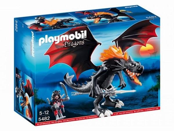 Конструктор Playmobil Азиатский дракон: Битва Дракона