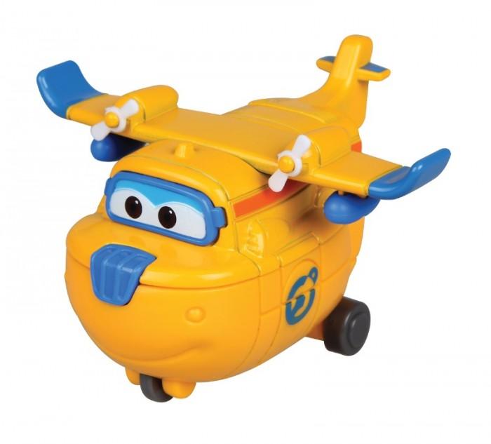 Вертолеты и самолеты Super Wings Металлический Донни kuso слепи игрушку донни