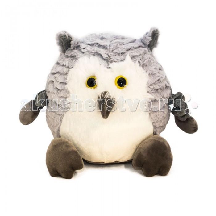 Мягкие игрушки Gulliver Сова Савва 20 см gulliver мягкая игрушка цыпленок цыпа в нагруднике 20 см