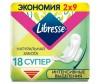 Libresse Гигиенические прокладки Natural Care Ultra Super 18 шт.
