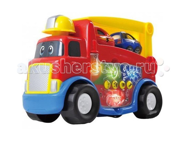 Playgo Развивающая игрушка Автоперевозчик