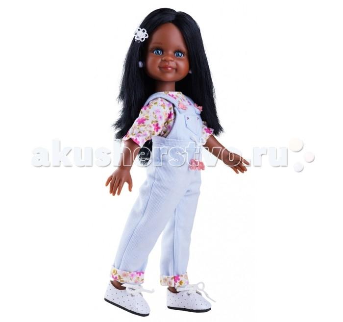 Paola Reina Кукла Нора-Клеопатра 32 см 04403Кукла Нора-Клеопатра 32 см 04403Paola Reina Кукла Нора-Клеопатра 32 см  - это та игрушка, о которой мечтает каждая девочка. Продуманный до мелочей образ куклы не оставит вашу маленькую принцессу равнодушной.  Добрый, слегка наивный детский взгляд и легкий румянец на щечках, курносый носик и аккуратные губки – Нора завораживает.Все детали одежды и аксессуары можно снимать. У Норы густые волосы, которые не запутываются, и ваша дочурка с легкостью может расчесывать куклу, мыть ей голову, при этом волосы совсем не портятся и не выпадают так, как они прошиты прочно и надежно.  Куклы Paola Reina имеют высокие показатели качества своей продукции с соблюдением всех норм по безопасности материалов. Все куклы и пупсы сделаны из высококачественного винила без эфирных соединений. Это подтверждено нормами безопасности EN17 ЕЭС.  Особенности: кукла имеет нежный ванильный аромат уникальный и неповторимый дизайн лица и тела ручная работа: ресницы, веснушки, щечки, губы, прическа  волосы легко расчесываются и блестят глазки не закрываются ручки, ножки и голова поворачиваются<br>