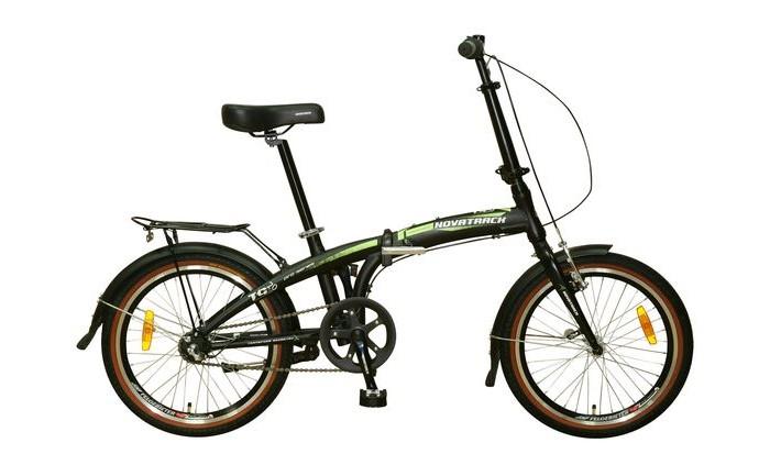 Велосипед двухколесный Novatrack Nexus 3 speed складной 20Nexus 3 speed складной 20Велосипед двухколесный Novatrack Nexus 3 speed складной - это практичный складной велосипед, который отличается простотой управления, компактностью и универсальностью.   Велосипед оснащен переключением скоростей, оптимизированным планетарной втулкой, которая установлена на оси заднего колеса. Планетарная втулка, по сравнению с другими системами переключения скоростей, отличается высокой надежностью.   Рама велосипеда очень прочная, так как выполнена из высококачественного алюминиевого сплава. Но в тоже время легкая, поэтому катание на таком велосипеде – одно удовольствие.  Особенности: Количество скоростей: 3 Наименование заднего переключателя: Shimano Nexus Диаметр колес: 20<br>