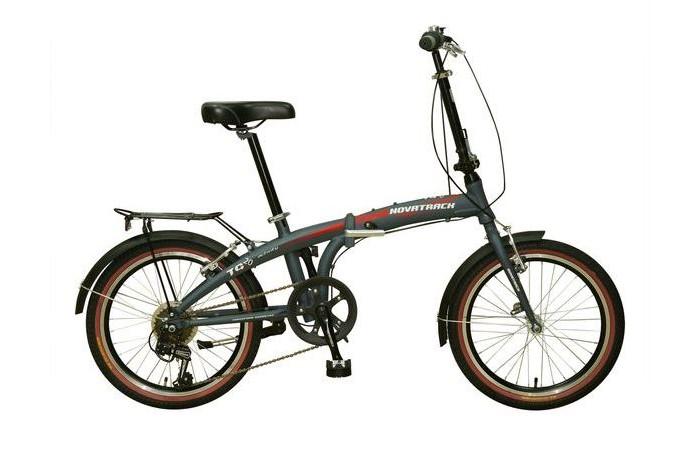 Велосипед двухколесный Novatrack Shimano 6 speed складной 20Shimano 6 speed складной 20Велосипед двухколесный Novatrack Shimano 6 speed складной - это практичный складной велосипед, который отличается простотой управления, компактностью и универсальностью.  Рама велосипеда очень прочная, так как выполнена из высококачественного алюминиевого сплава. Но в тоже время легкая, поэтому катание на таком велосипеде – одно удовольствие.  Особенности: Количество скоростей: 6 Наименование заднего переключателя: Shimano Tourney Диаметр колес: 20<br>