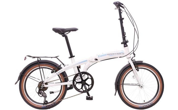 Велосипед двухколесный Novatrack Shimano 7 speedскладной 20Shimano 7 speedскладной 20Велосипед двухколесный Novatrack Shimano 7 speed складной - это практичный складной велосипед, который отличается простотой управления, компактностью и универсальностью.   Рама велосипеда очень прочная, так как выполнена из высококачественного алюминиевого сплава. Но в тоже время легкая, поэтому катание на таком велосипеде – одно удовольствие.  Особенности: Количество скоростей: 7 Наименование заднего переключателя: Shimano Tourney Диаметр колес: 20<br>