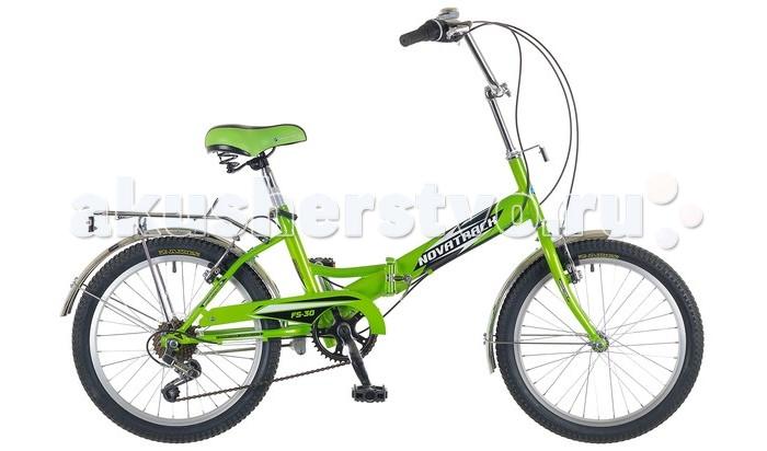 Велосипед двухколесный Novatrack POWER FS30 складной 20POWER FS30 складной 20Велосипед двухколесный Novatrack POWER FS30 складной 20 - это складной велосипед для ребят 8-14 лет, отлично сочетающий в себе надежность, практичность яркий дизайн и удобство.   Особенности: система переключения скоростей ручной тормоз хромированные крылья багажник защита цепи подножка Руль и сидение велосипеда легко регулируются под рост, благодаря чему техника будет служить достаточно долго, «подрастая» вместе со своим владельцем.   Велосипед предназначен для катания во дворе, в парке, на даче или в деревне. А перевезти его не составит проблем – в сложенной форме велосипед достаточно компактен.<br>