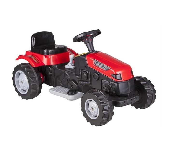 Pilsan Электромобиль Activ TraktorЭлектромобиль Activ TraktorPilsan Электромобиль Activ Traktor. Электромобиль Activ Traktor 6V  для детей от 3 лет. Максимальный нагрузка: 50 кг.  Максимальная скорость: 3.5 км/ч Аккумулятор 6V. Зарядное устройство 6V. Двигатель 1 х 6 V.   Рычаг Переключения Вперед/Назад. Загорающиеся при движении передние фары. Автоматическое торможение при снятии ноги с педали.  Регулируемое  кресло. Место соединения с прицепом.<br>