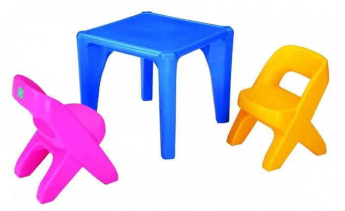 Lerado Столик со стульчиками L-525Столик со стульчиками L-525Lerado Столик со стульчиками L-525 изготовлены из яркого, однородного и надежного пластика.  Выполнены в ярких цветах и имеет оригинальный дизайн  Краски устойчивы к ультрафиолетовому излучению и изменениям температуры, устойчивые к истиранию и воздействию внешней среды Изделие соответствует ГОСТам, которые указаны в сертификатах соответствия   Столик имеет большую рабочую поверхность, которую можно использовать для разнообразных игр В комплекте два прочный разноцветных стульчик с удобной спинкой Изделие легко очищается и удобно в использовании, можно использовать как внутри помещений, так и снаружи Все конструкции фирмы Lerado выполнены из высокопрочного и морозостойкого пластика (ПНД).   Размеры: 0.60 х 0.60 х 0.52 м Размеры упаковки: 65 х 60 х 55 см  Объем: 0.21 м3 Вес: 12 кг<br>