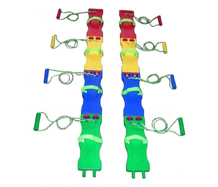 Lerado Шагоступ Гусеница LAH-553Шагоступ Гусеница LAH-553Lerado Шагоступ Гусеница LAH-553 изготовлен из яркого, однородного и надежного пластика.   Выполнен в ярких цветах и имеет оригинальный дизайн. Краски устойчивы к ультрафиолетовому излучению и изменениям температуры, устойчивы к истиранию и воздействию внешней среды. Шагоступ соответствует ГОСТам, которые указаны в сертификатах соответствия.  Шагоступ Гусеница состоит из восьми сборных пластин, которые собираются между собой, и подходит как для частного использования, так и для проведения различных эстафет. На фотографии изображен вариант рассчитанный на эстафету для четырех детей.     Все конструкции фирмы Lerado выполнены из высокопрочного и морозостойкого пластика (ПНД).   Размер: 1.40 х 0.12 х 0.02 м. Размеры упаковки: 40 x 16 x 23 см объем: 0.01 м3 вес: 2.1 кг<br>