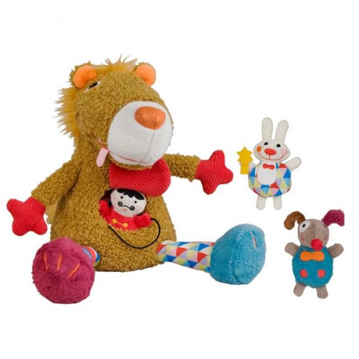 Развивающая игрушка Ebulobo Львенок Марсель