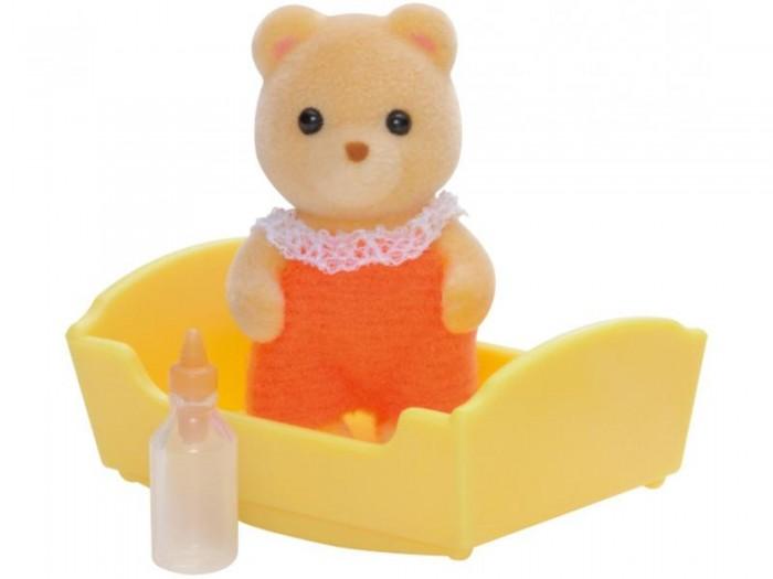 Игровые наборы Sylvanian Families Игровой набор Малыш медвежонок