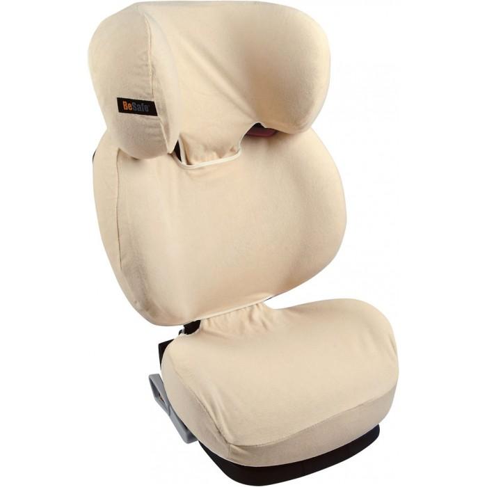 BeSafe Чехол летний Cover для iZi UP X3Чехол летний Cover для iZi UP X3BeSafe Чехол летний Cover для iZi UP X3 обеспечит малышу дополнительный комфорт в жаркую погоду: ребёнок не потеет и не перегревается, а натуральные ткани не раздражают нежную детскую кожу.   Особенности: махровый чехол, изготовленный из 80% хлопка и 20% полиэстера  отлично поглощает влагу, благодаря чему идеально подойдет для использования в жаркую летную погоду  можно стирать в машинке при температуре 30 градусов.<br>
