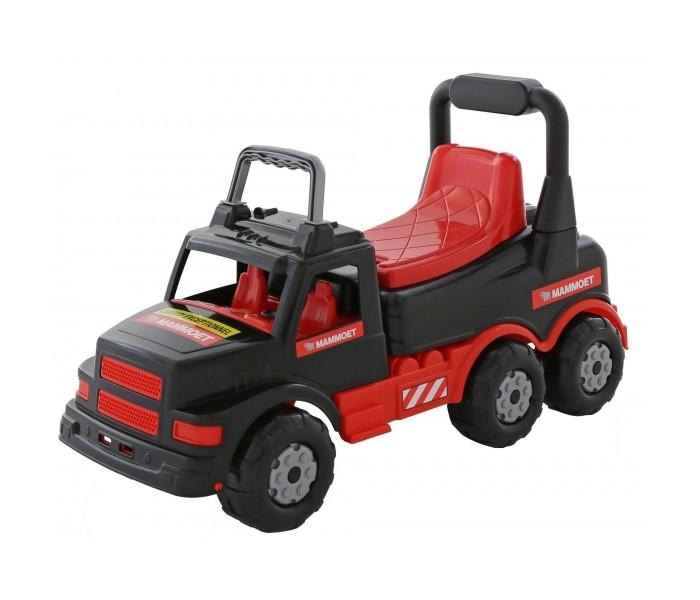 Каталка Mammoet toys Автомобиль 201-01Автомобиль 201-01Mammoet toys Автомобиль 201-01 укрепляет мышцы и развивает баланс, становится более выносливым и сильным.  Особенности: сиденье по спинкой рельефная поверхность против скольжения оптимальная высота посадки, обеспечивают комфортное времяпровождение ередняя часть каталки стилизована под кабину грузовика возные окошки открывают проработанный салон с креслами и рулем.<br>