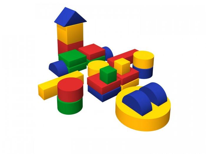 Romana Мягкий конструктор КосмолётМягкий конструктор КосмолётRomana Мягкий конструктор Космолёт - это набор больших разноцветных кубиков, различной формы, для детского строительства.   Особенности: Обучает геометрическим формам, цветам и размерам.  Развивает фантазию.  Подходит как для детских дошкольных и младших школьных учреждений, так и для домашних развивающих игр.    Соответствует требованиям ГОСТ.  Габаритные размеры: 800 х 1800 мм Высота: 850 мм Количество элементов: 25 шт. Кубик: 300 х 300 х 300 мм - 2 шт. Треугольник: 425 х 300 х 212 мм - 1 шт. Цилиндр: 600 х 600 х 300 мм - 1 шт. Прямоугольник: 300 х 300 х 100 мм - 8 шт. Цилиндр: 300 х 300 х 150 мм - 5 шт. Брус: 600 х 150 х 150 мм - 2 шт. Кубик: 150 х 150 х 150 мм - 2 шт. Полуцилиндр: 300 х 150 х 150 мм - 4 шт.<br>