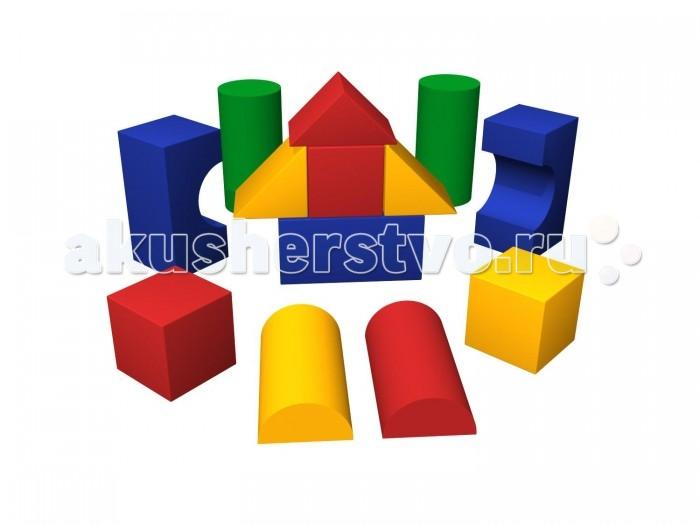 Romana Мягкий конструктор РакетаМягкий конструктор РакетаRomana Мягкий конструктор Ракета - это набор больших разноцветных кубиков, различной формы, для детского строительства.   Особенности: Обучает геометрическим формам, цветам и размерам.  Развивает фантазию.  Подходит как для детских дошкольных и младших школьных учреждений, так и для домашних развивающих игр.    Соответствует требованиям ГОСТ.  Габаритные размеры: 2100 х 2100 мм Высота: 850 мм Количество элементов: 13 шт. Кубик: 300 х 300 х 300 мм - 3 шт. Полуцилиндр: 300 х 150 х 600 мм - 2 шт. Треугольник: 425 х 300 х 212 мм - 3 шт. Цилиндр: 600 х 300 х 300 мм - 2 шт. Мост: 600 х 300 х 300 мм - 2 шт. Столбик: 600 х 300 х 300 мм - 1 шт.<br>