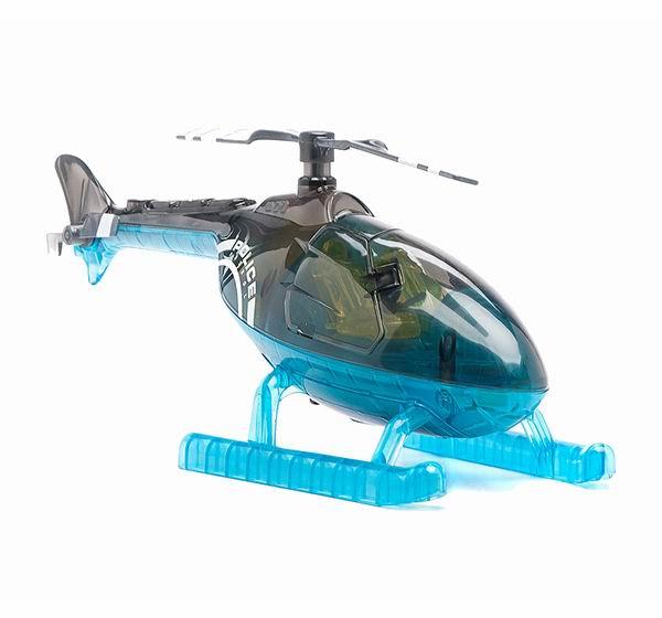 Вертолеты и самолеты Worx Toys Вертолет с книжкой  и пультом