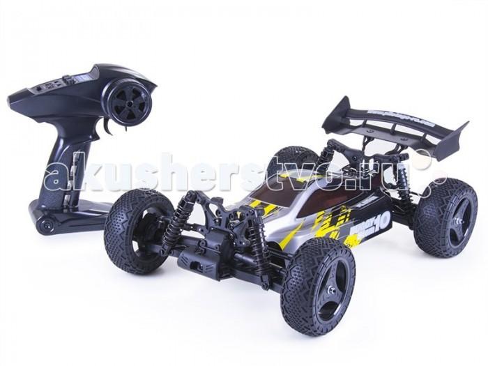 Pilotage Радиоуправляемая автомодель 1/10 Buggy Stem 10 EP 4WD электро RTRРадиоуправляемая автомодель 1/10 Buggy Stem 10 EP 4WD электро RTRPilotage Радиоуправляемая автомодель 1/10 Buggy Stem 10 EP 4WD электро RTR с коллекторным электродвигателем.  Эта модель предназначена для покорения бездорожья. Трамплины и ухабистые дорожки, крутые виражи и  извилистые трассы эта  трагги проглатывает не замечая, благодаря, надежным амортизаторам, огромным колесам  и отлаженному рулевому управлению. Модель выпускается с различными вариантами раскраски кузова. Эта радиоуправляемая машина предназначен для людей, которые просто хотят выйти с моделью на природу и получать удовольствие! Конструкция из специального энергопоглощающего пластика позволяет этой модели показывать по истине выдающиеся характеристики живучести. На модели  установлен комбинированный приемник с интегрированным регулятором скорости и серво руля. Современный компактный радиопередатчик позволяет запускать одновременно несколько машин, не заботясь о пересечении частот.  Модель полностью собрана и настроена на заводе Мощные длинноходные амортизаторы  Привод на 4 колеса  Надежный коллекторный двигатель серии 540 с встроенным вентилятором Встроенная защите серво руля  Мягкие шины большого диаметра В комплект входит NiMH аккумулятор 7.2V и зарядное устройство    Радиоуправление без помех. Полноприводный STEM  BUGGY ЕР в масштабе 1:10 с коллекторным электродвигателем.<br>