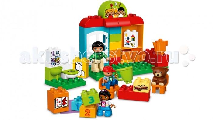 Lego Lego Duplo Детский сад lego duplo детский сад 10833
