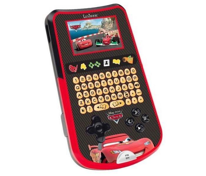 Электронные игрушки Lexibook Детский компьютер-планшет Тачки