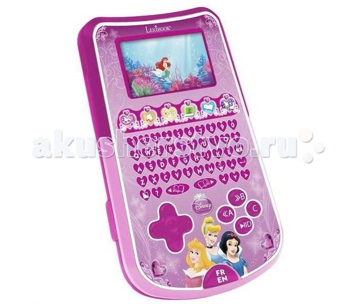 Электронные игрушки Lexibook Детский компьютер-планшет