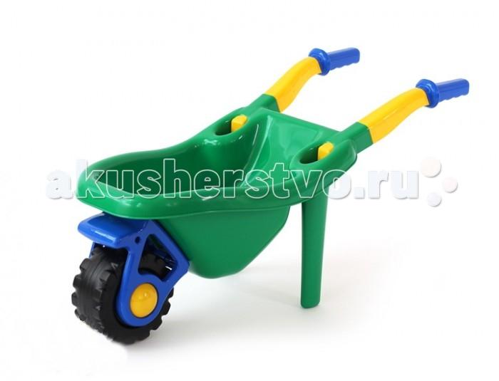 Игрушки в песочницу POLtoys Садовый инструмент Тачка садовый инструмент и инвентарь