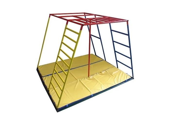 Ранний старт ДСК олимп базоваяДСК олимп базоваяРанний старт ДСК олимп базовая станет отличным местом, где ребенок будет оставлять максимум энергии, движения его будут пластичными и уверенными уже после первых дней исследования ДСК.  Спортивный комплекс можно устанавливать в разных положениях, и представлен он в разных модификациях.  Особенности: вес 50 кг  высота (в основном положении): 135 см ширина (в основном положении): 150 см длина (в основном положении): 183 см<br>