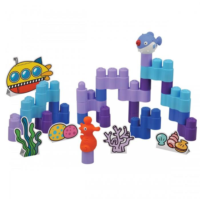 Конструктор K'S Kids Игровой набор Подводный мир 25 деталей