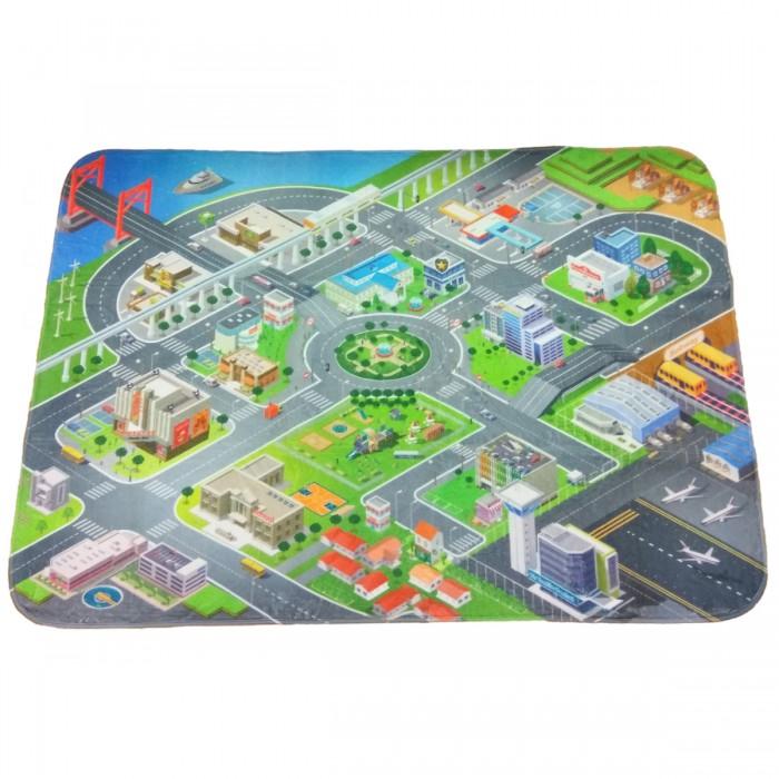 Игровой коврик Teplokid Город