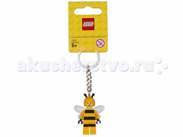 Lego Lego Брелок для ключей Пчелка брелок для поиска ключей в комплекте свисток цена