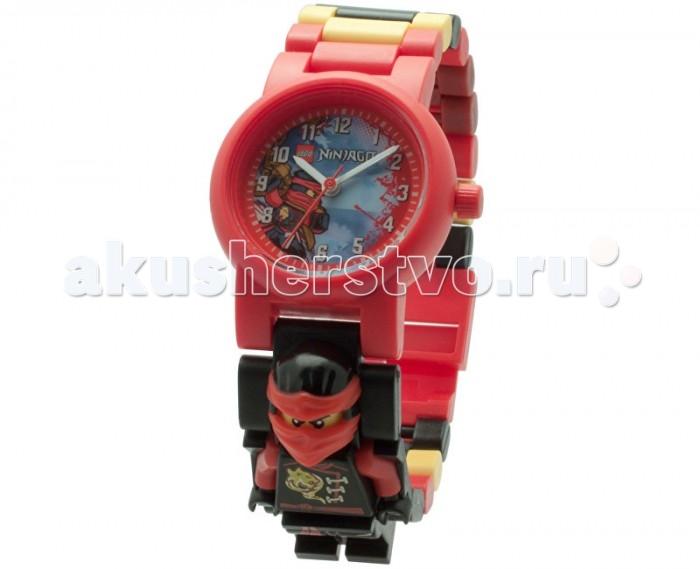 Конструктор Lego Наручные часы Ninjago Sky Pirates Кай с минифигуркойНаручные часы Ninjago Sky Pirates Кай с минифигуркойLego Наручные часы Ninjago Sky Pirates Кай с минифигуркой - это необычные часы которые тебе обязательно понравятся. Они выполнены в красивой цветовой гамме и украшены принтом с изображением любимого персонажа. С такими часами ты почувствуешь себя крутым героем, спасающим мир. Удобный разборный браслет, изготовленный из гипоаллергенных материалов, будет отлично сидеть на руке. А входящая в комплект фигурка поможет разнообразить сценарии, которые ты придумаешь для игры с любым из конструкторов серии Lego.   Часы символ пунктуального и уверенного в себе человека. Для юного сорванца такой подарок предел мечтаний, особенно если его украшает любимый герой.  Часы изготовлены из высококачественного пластика.<br>