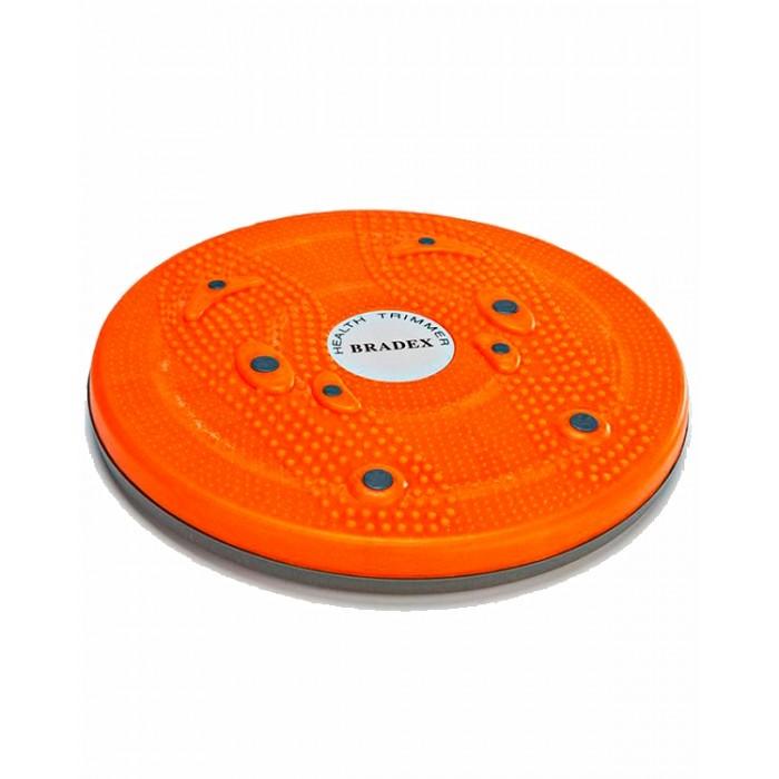 Спортивный инвентарь Bradex Диск вращающийся Грация диск bradex грация плюс с эспандерами вращающийся