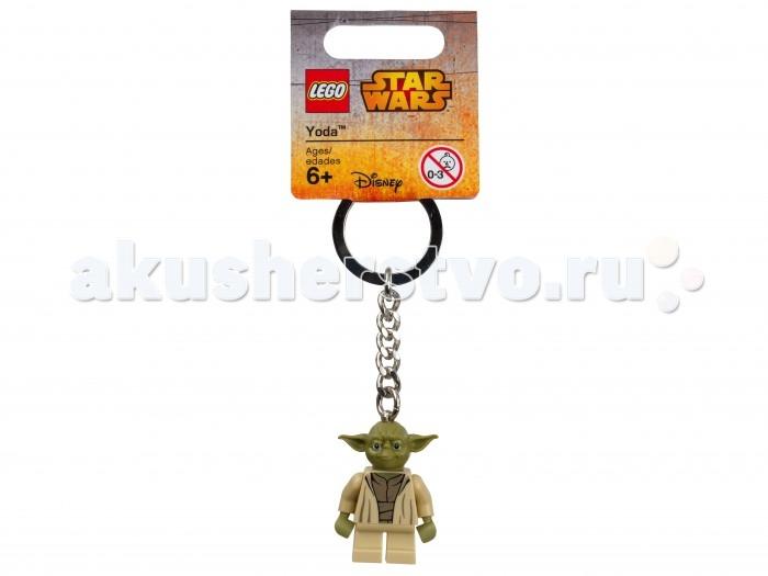 Lego Lego Брелок для ключей Йода брелок для поиска ключей в комплекте свисток цена