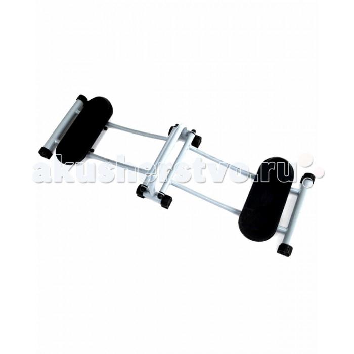 Bradex Тренажер для мышц ног с роликовыми платформами Стройные ноги компактныйТренажер для мышц ног с роликовыми платформами Стройные ноги компактныйBradex Тренажер для мышц ног с роликовыми платформами Стройные ноги компактный  позволяет эффективно натренировать мышцы внутренней и внешней поверхности бедра, а также пресса, ягодиц и поясницы.   Тренажер Bradex Стройные ноги может повседневно использоваться в домашних условиях.  Особенности: отличается исключительной простотой использования: выполнение упражнений не требует каких-либо специальных навыков и умений, физической подготовки  малые габариты и масса тренажера позволяют хранить его в любом удобном месте квартиры и легко перемещать  в ходе тренировки с тренажером Bradex Стройные ноги компактный производится отработка обширной группы из более 200 мышц всего тела, а для достижения стойких результатов достаточно заниматься всего по 2-3 минуты в день<br>