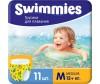 Swimmies Трусики для плавания Medium (12+ кг) 11 шт.