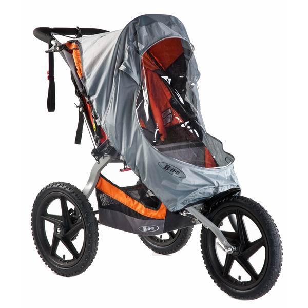 Дождевик BOB для коляски Sport Utility Stroller/Ironmanдля коляски Sport Utility Stroller/IronmanДождевик для коляски BOB Sport Utility Stroller/Ironman из высококачественного и прочного материала надежно защитит от влаги, при этом сохранив обзор. Он быстро и удобно крепится к коляске, защищая от непогоды.  Особенности: необходимый аксессуар для колясок Sport Utility Stroller/Ironman быстро устанавливается и легко снимается надежно защищает ребенка от пыли, дождя и снега.<br>