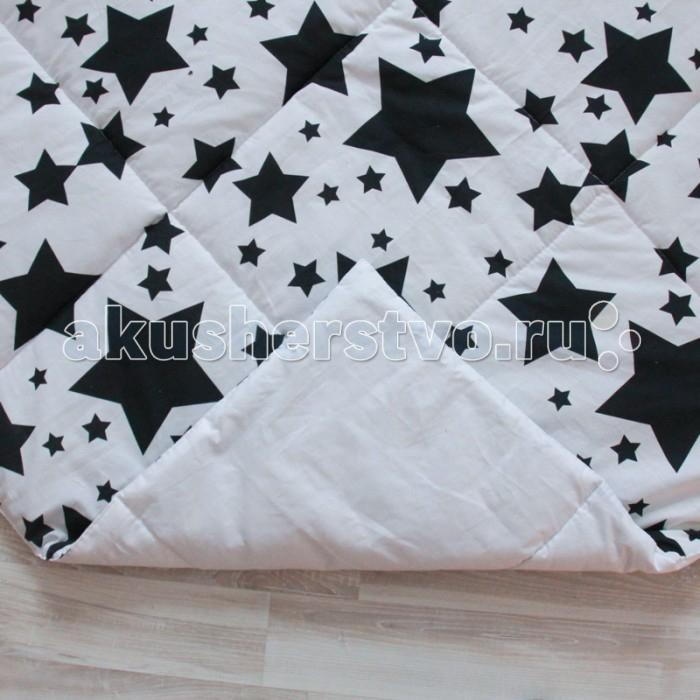 Игровой коврик VamVigvam для вигвама Black Stars