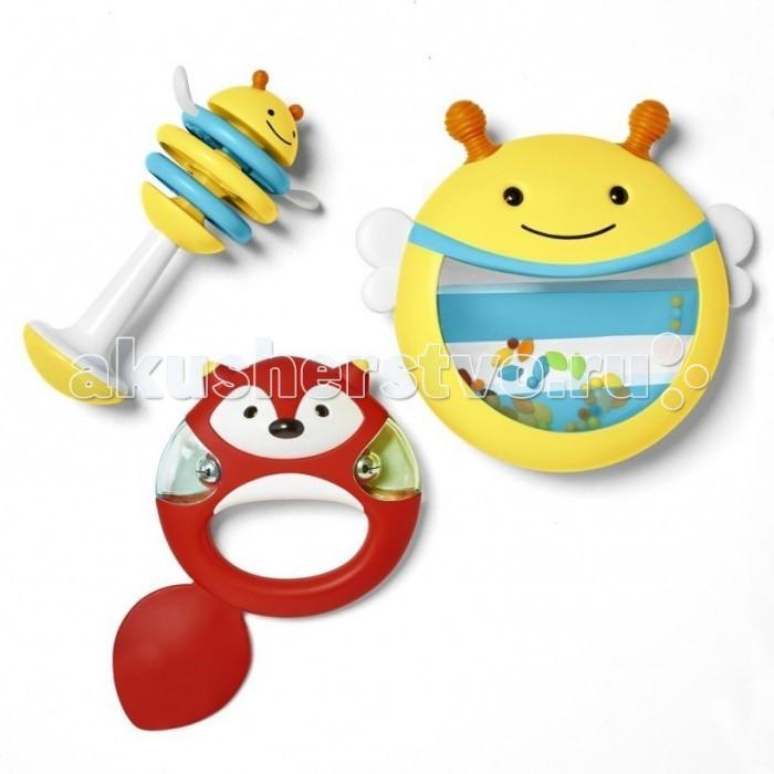 Музыкальная игрушка Skip-Hop Набор музыкальных инструментов  - купить со скидкой