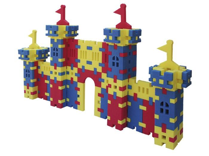 Конструктор TweetSweet Игровая стенка Happy CastleИгровая стенка Happy CastleTweetSweet Игровая стенка Happy Castle в форме замка - это радуга эмоций и буря восторга! Его несомненно оценят по достоинству юные рыцари и маленькие принцессы. От маленьких побед к большим, от развития воображения и пользы для здоровья - к счастливому детству! Помимо устойчивой конструкции, можно попробовать собрать из блоков замка различные новые соединения. Яркие весёлые цвета, устойчивость и надёжность материалов и оригинальная конструкция сделают такой замок частью незабываемого детства.  Стенка разборная, состоит из 11 частей. Выполнена из экологически чистого, антиаллергенного полиэтилена. В отличие от многих сборных игровых комплексов, детали этой стенки лёгкие, безопасные, можно не бояться падений и ушибов. Такая стенка станет неотъемлемой частью в детской или игровой комнате. Безопасная, надёжная, привлекающая внешним видом игровая стенка прослужит долгое время.  Размер: 260 x 15 x 48 см Количество частей: 309 блоков<br>