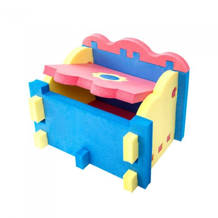 TweetSweet Ящик для игрушек Sunflower CabinetЯщик для игрушек Sunflower CabinetTweetSweet Ящик для игрушек Sunflower Cabinet  - этот вместительный и удобный, ящик для игрушек привлекает внимание оригинальным внешним видом. Он может послужить не только хранилищем для игрушек, но и элементом детских игр. Благодаря яркой расцветке и качественным материалам, разборный игровой ящик, вмещающий в себя массу игрушек, гармонично впишется в общий ансамбль детской комнаты и станет увлекательным элементом для развивающих игр ребенка.  Выполнен из экологически чистого, антиаллергенного полиэтилена. В отличие от многих сборных моделей, детали этого ящика лёгкие, безопасные, можно не бояться падений и ушибов.  Размер: 64 x 45 x 50 см Количество частей: 12 блоков<br>