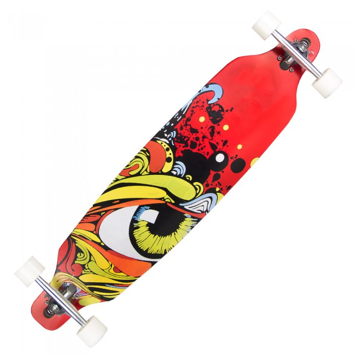 MaxCity Скейтборд MC Long Board 40' Eye