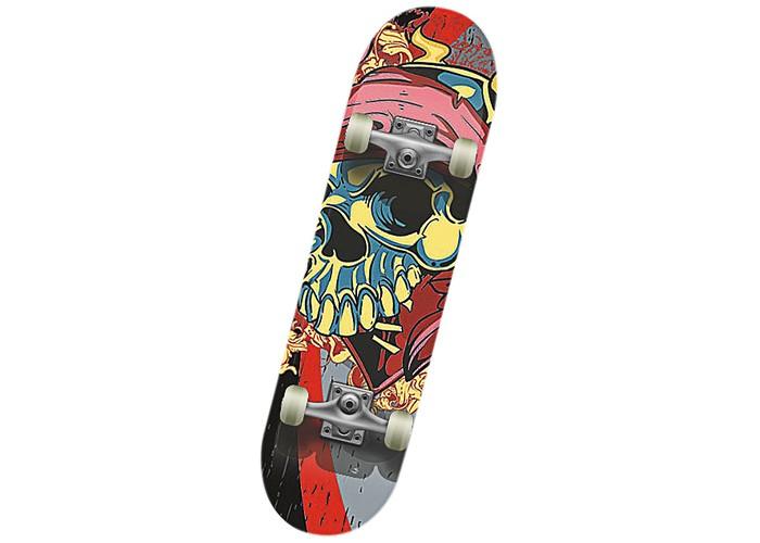 Скейтборды MaxCity Скейтборд MC Pirate скейтборд и самокаты