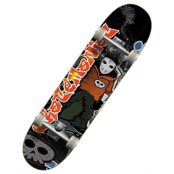 Скейтборды СК Спортивная коллекция Скейтборд SC Man скейтборд и самокаты